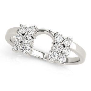 Multi Diamond Wrap Ring