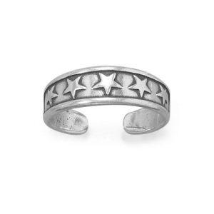 Five Star Worthy Toe Ring